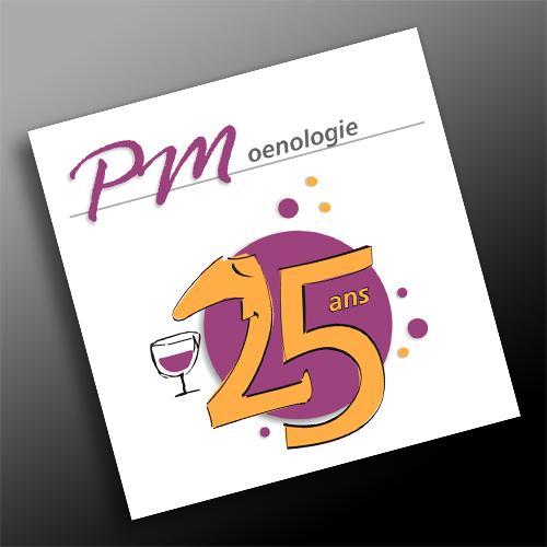 Logo spécial anniversaire